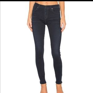 Agolde Sophie Skinny Jeans in Stage 25